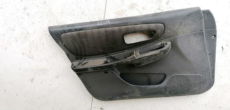 Duru apmusimas (apdaila-absifkes) P.K. Subaru Impreza 2000    2.0 USED