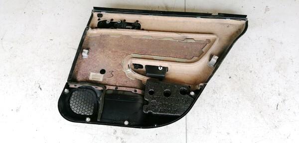 Duru apmusimas (apdaila-absifkes)  G.K. Opel Astra 2000    1.7 009100953
