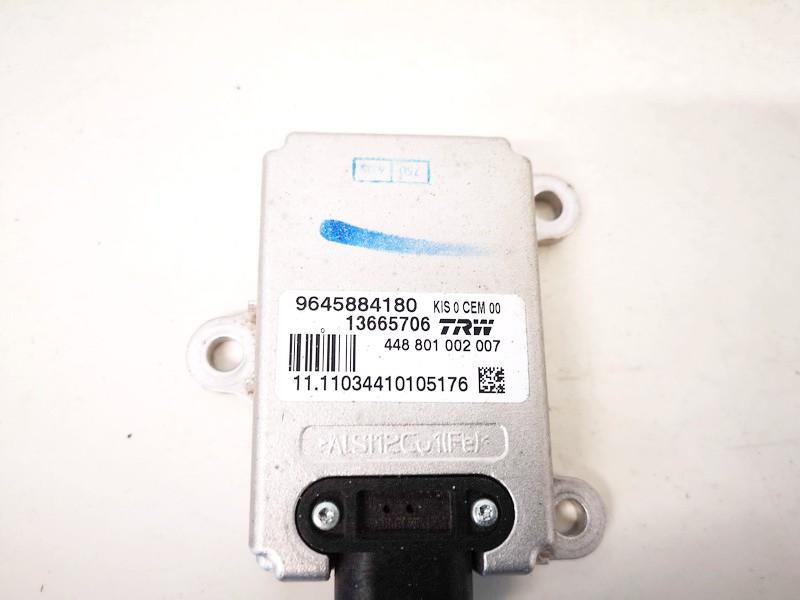 Esp Accelerator Sensor (ESP Control Unit) Peugeot 407 2005    2.0 9645884180