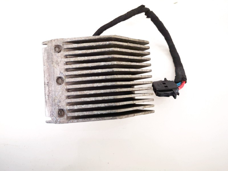 Heater Resistor (Heater Blower Motor Resistor) Audi A2 2002    1.4 6q1907521