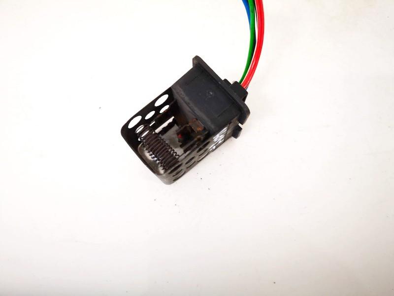 Heater Resistor (Heater Blower Motor Resistor) Opel Zafira 2000    2.0 90559834
