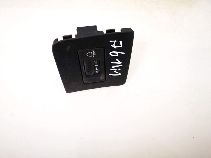 Zibintu aukscio reguliatoriaus mygtukas Peugeot 407 2005    2.0 9644570777
