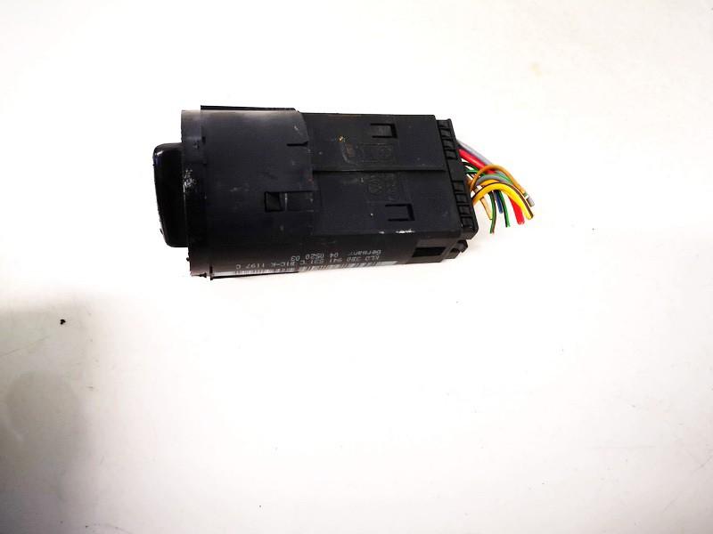 Headlight adjuster switch (Foglight Fog Light Control Switches) Ford Galaxy 2001    0.0 3B0941531C