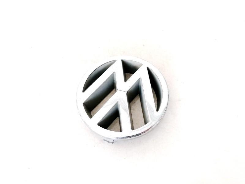Priekinis zenkliukas (Emblema) Volkswagen Vento 1997    1.9 3A0853601