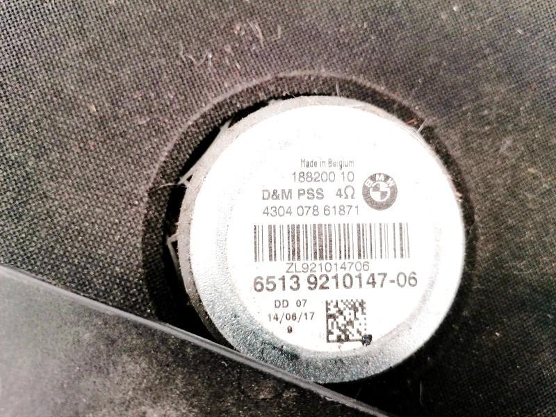 Loudspeaker (Subwoofer) BMW 3-Series 2014    0.0 6513921014706