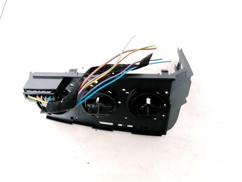 Galiniu zibintu plata MINI Cooper S 2011    0.0 03438040RH