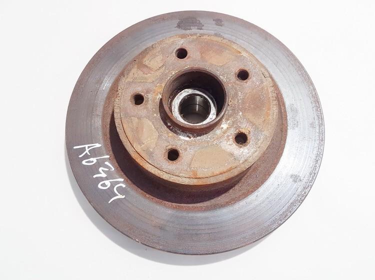 Galinis stabdziu diskas Renault Laguna 2001    1.9 neventiliuojamas