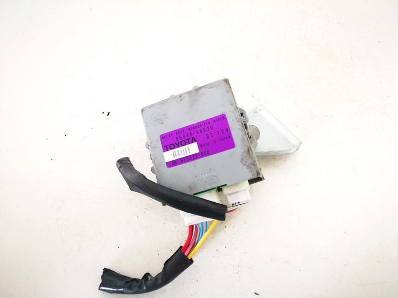 Wiper wash control (wiper relay) Lexus RX - CLASS 2007    0.0 8594048020