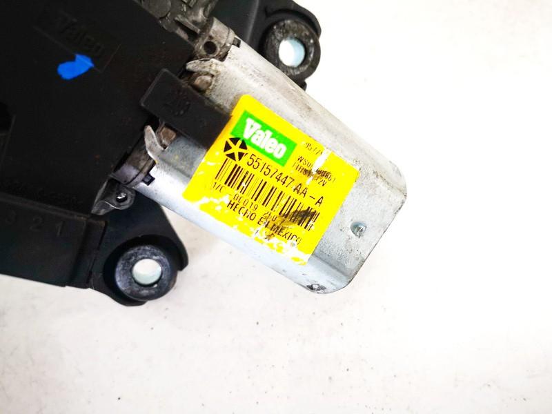 Rear wiper motor (Rear Screen Wiper Engine) Dodge Nitro 2007    0.0 55157447aa