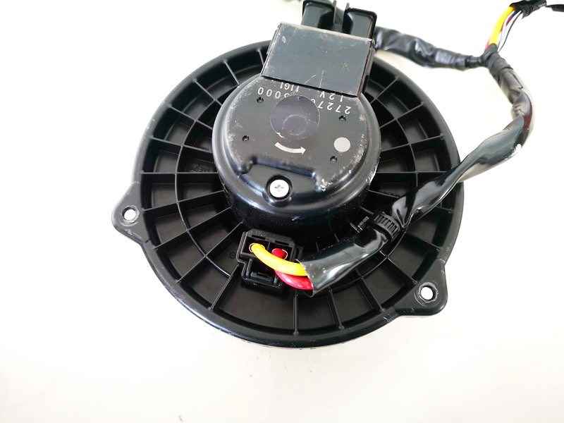 Heater blower assy Lexus RX - CLASS 2007    0.0 2727005000