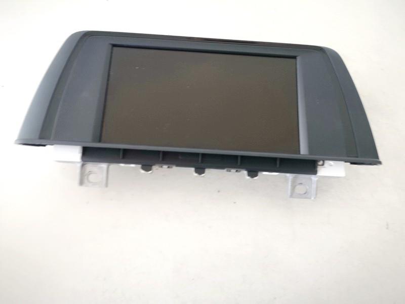 Navigacijos ekranas BMW 3-Series 2012    0.0 9262753021