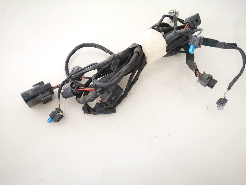 wiring looms and harnesses BMW 5-Series 2012    0.0 760102301