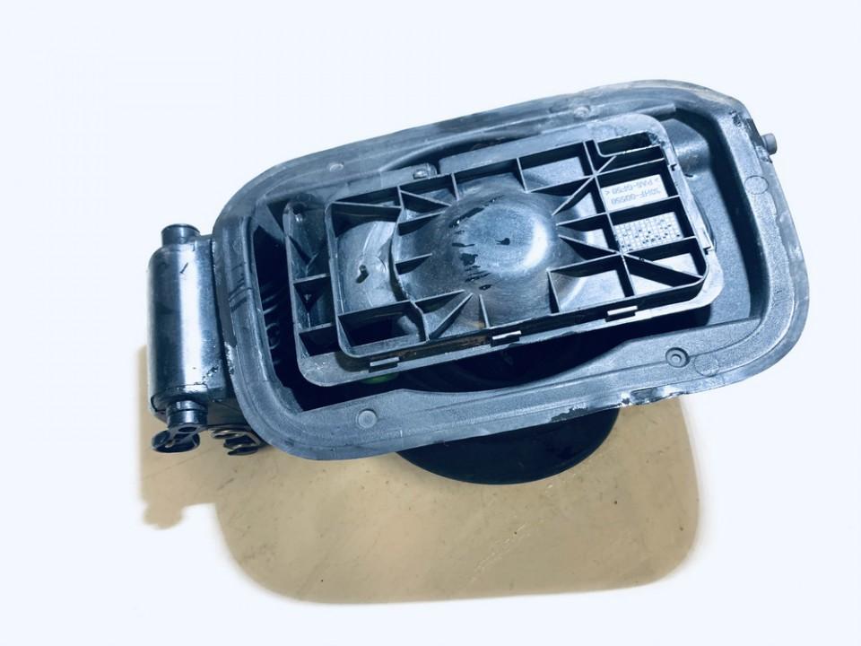 Fuel door Gas cover Tank cap (FUEL FILLER FLAP) BMW 3-Series 2007    0.0 51177117982