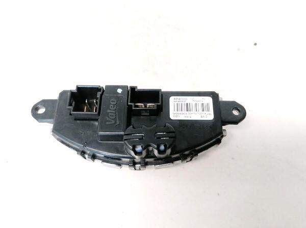 Heater Resistor (Heater Blower Motor Resistor) BMW 3-Series 2013    0.0 931991901