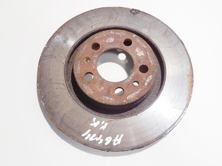 Priekinis stabdziu diskas Volkswagen Bora 2001    1.9 ventiliuojamas