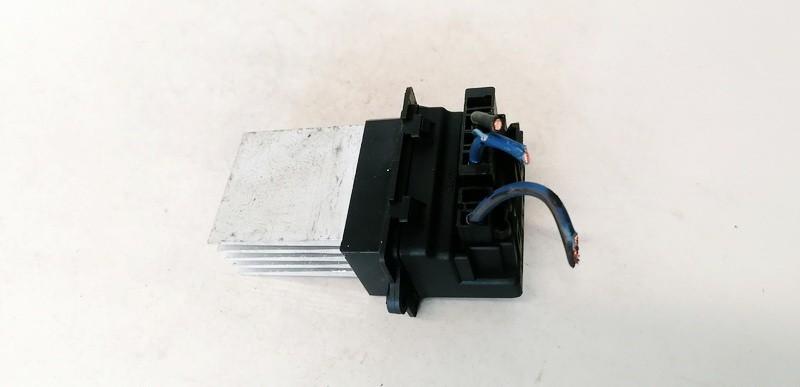 Heater Resistor (Heater Blower Motor Resistor) Chrysler Voyager 2005    0.0 04885482AC