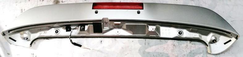 Galinio Dangcio spoileris su stop zibintu G. (kapoto) Toyota Previa 2001    2.4 7608528070