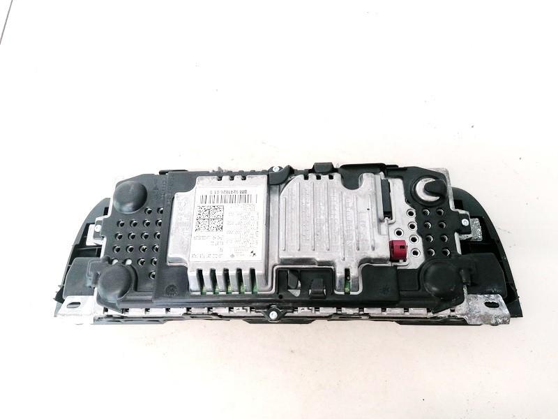 Navigacijos ekranas BMW 5-Series 2013    0.0 9241827