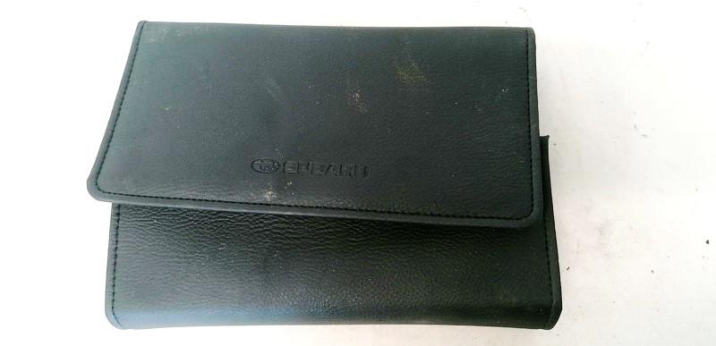 Manual Handbook Wallet (service manual) Subaru Legacy 2007    0.0 USED