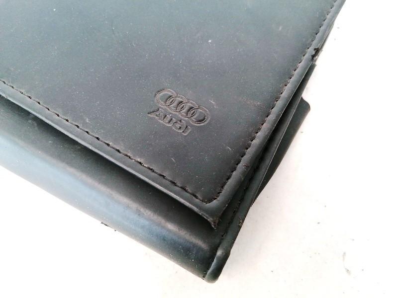Manual Handbook Wallet (service manual) Audi A4 2001    0.0 USED