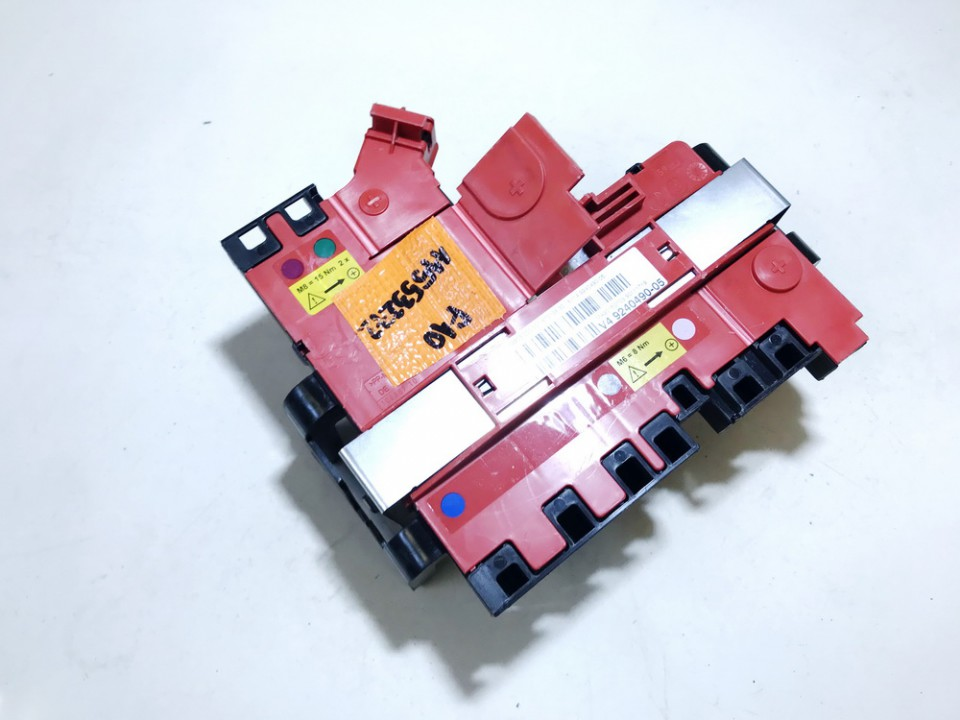 battery terminal BMW 5-Series 2012    0.0 924049005