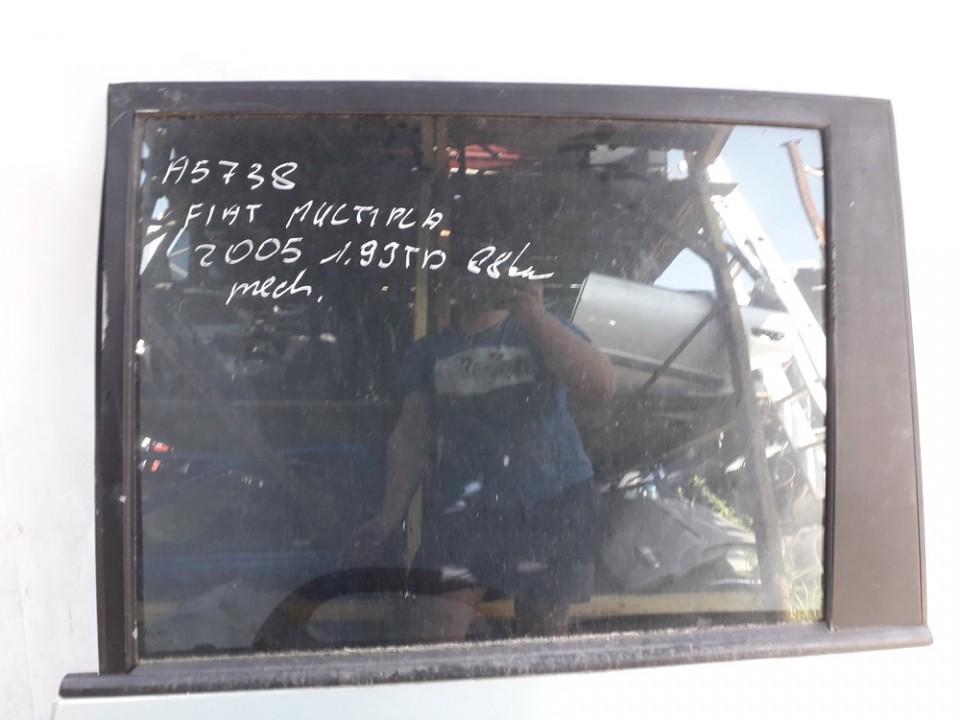 Duru stiklas G.K. Fiat Multipla 2005    1.9 USED