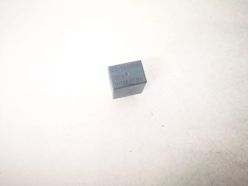 Relay module Kia Sorento 2006    2.5 ok55267740