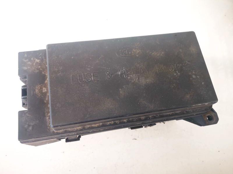 Fuse box  Kia Sorento 2006    2.5 911613e010