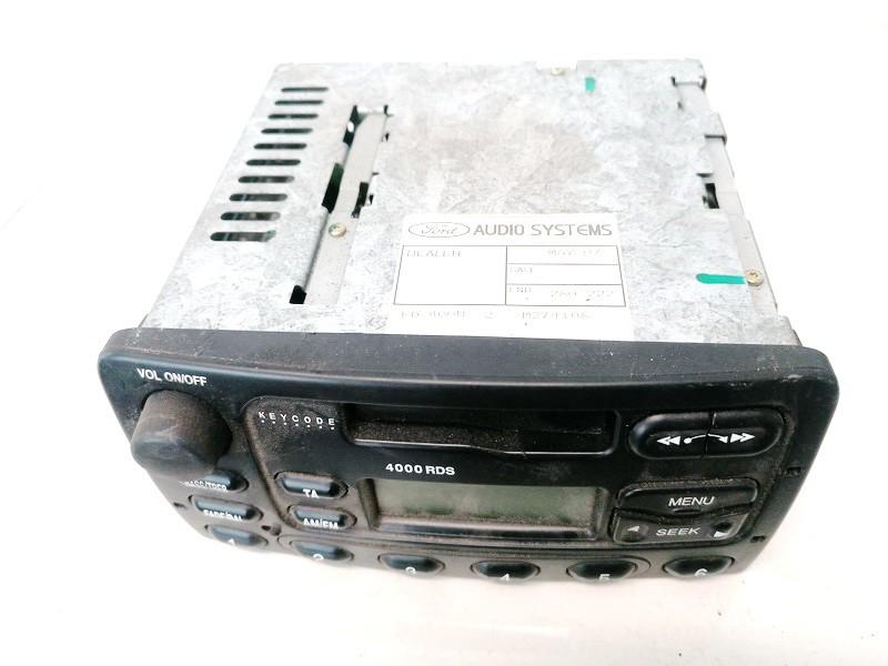 Automagnetola Ford Focus 2002    1.8 YS6F18K876DA