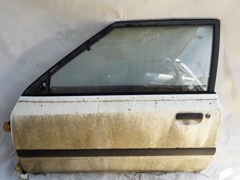 Durys P.K. Mazda 323 1990    1.6 BALTA