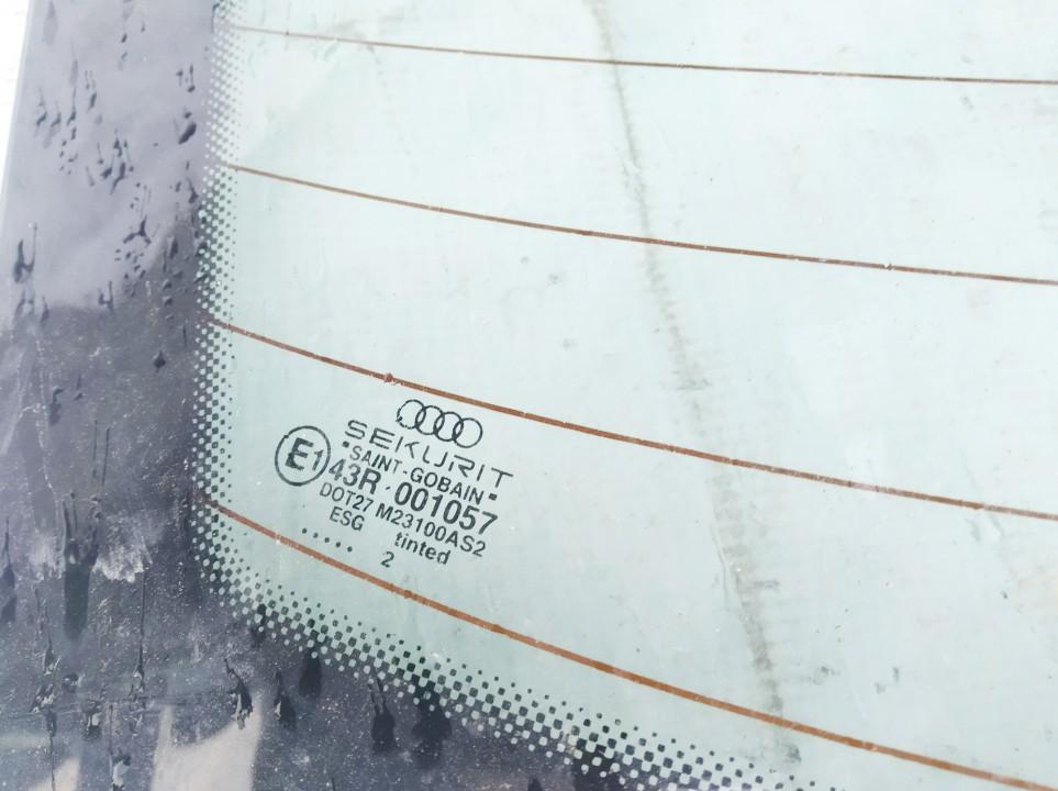 Stiklas G. Audi A4 2002    1.9 used