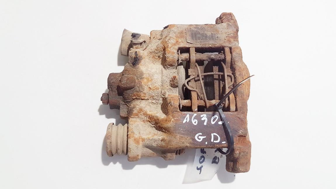 Stabdziu suportas G.D. Peugeot 406 1999    2.0 9625046780
