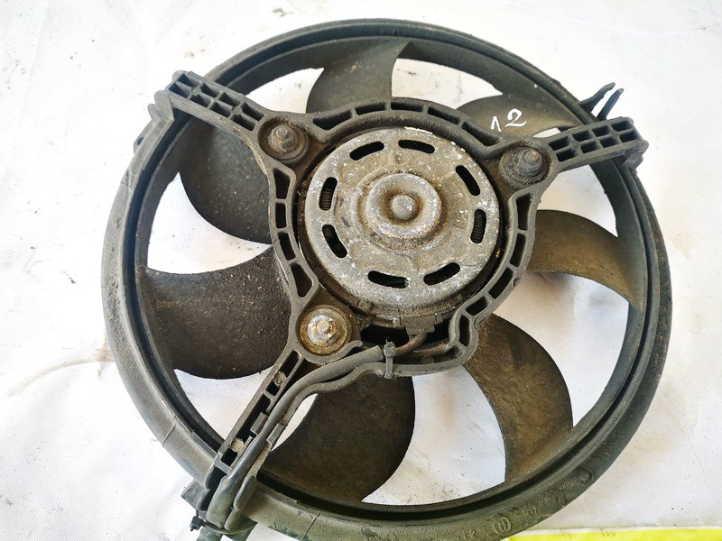 Diffuser, Radiator Fan Audi A6 2004    1.9 used