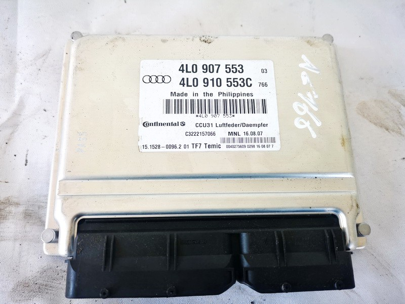 ECU Engine Computer (Engine Control Unit) Audi Q7 2007    3.0 4l0907553