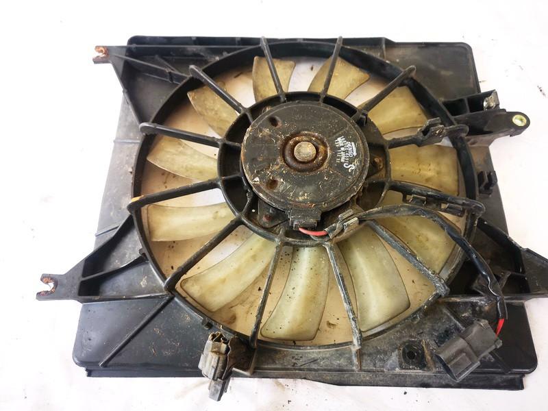 Diffuser, Radiator Fan Honda Accord 2004    2.2 1680004691