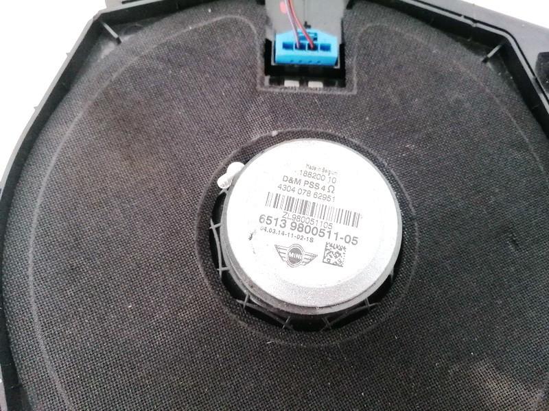 Loudspeaker (Subwoofer) MINI Countryman 2011    0.0 65139800511