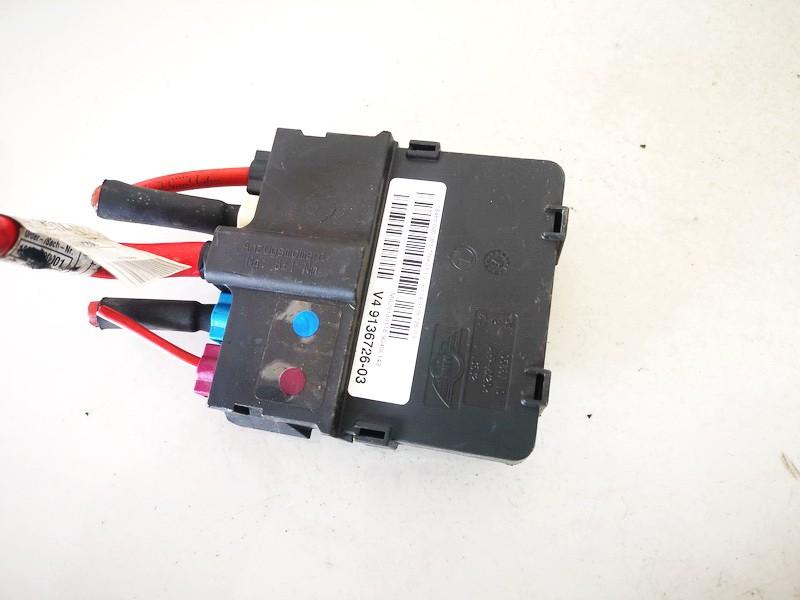 Fuse box  MINI Cooper 2013    0.0 v4913672603