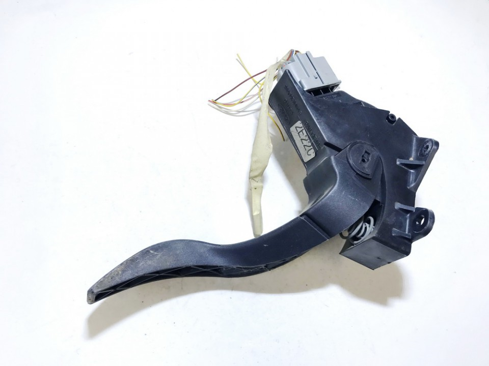Accelerator throttle pedal (potentiometer) Ford Focus 2002    1.8 98ab9f836ae