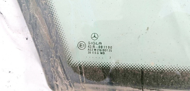 Fortke G.K. Mercedes-Benz E-CLASS 1997    2.0 USED