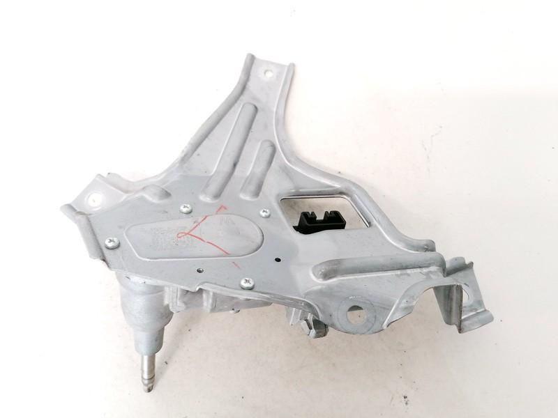 Rear wiper motor (Rear Screen Wiper Engine) Toyota Yaris 2018    1.5 851300D190
