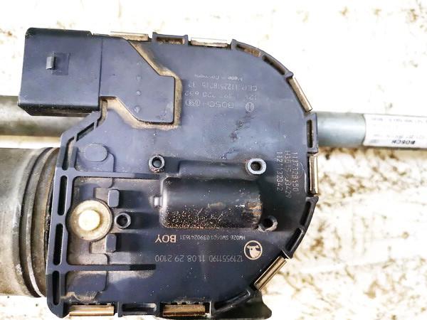 windscreen front wiper motor Skoda Octavia 2011    1.6 1397220652