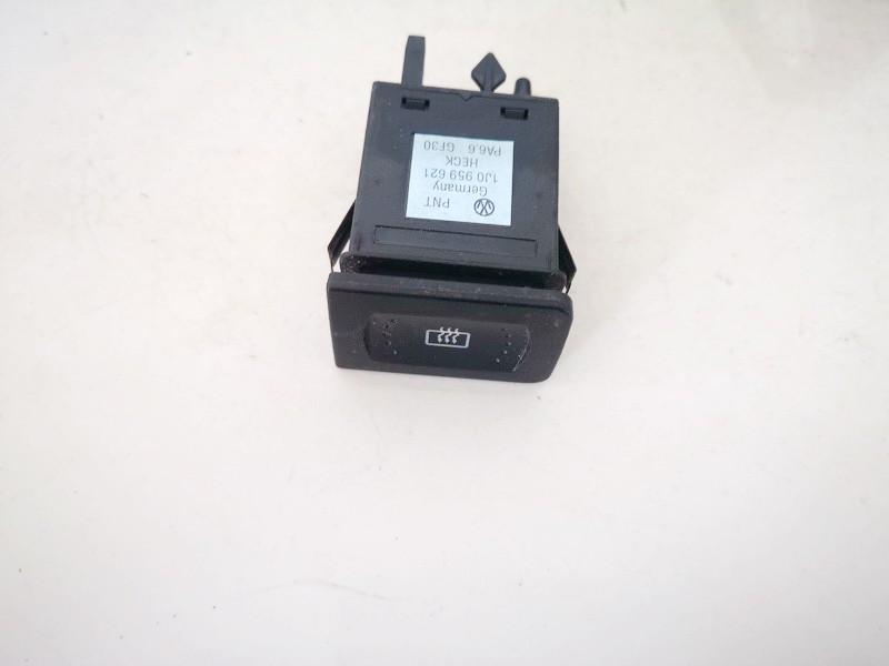 Stiklo sildymo mygtukas Volkswagen Golf 1998    1.6 1j0959621