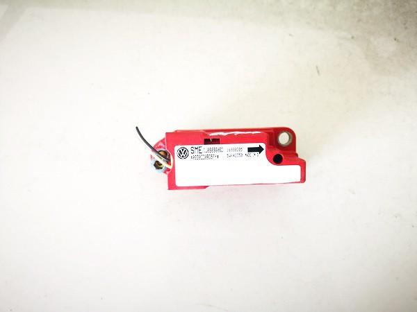 Srs Airbag crash sensor Volkswagen Golf 1998    1.6 1j0909606d