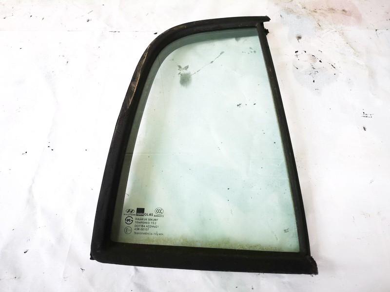 Quarter glass - rear right side Hyundai Getz 2006    0.0 835431c000