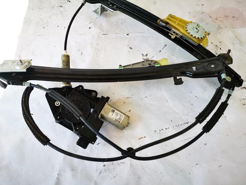 Door winder mechanism (Window Regulator) front left side Alfa-Romeo Mito 2010    0.0 used