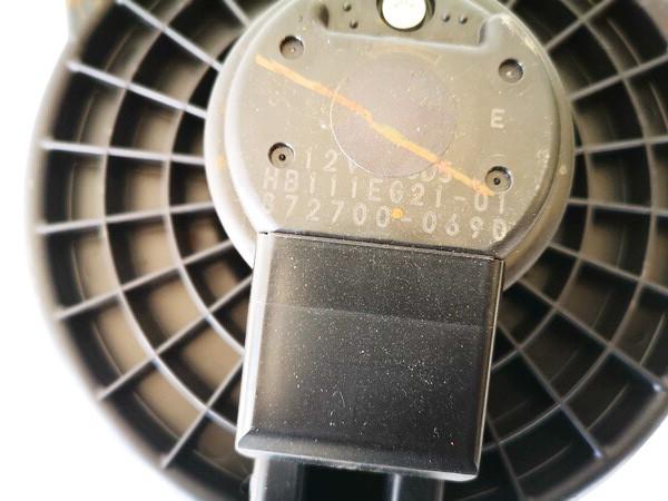Salono ventiliatorius Mazda CX-7 2007    2.3 8727000690