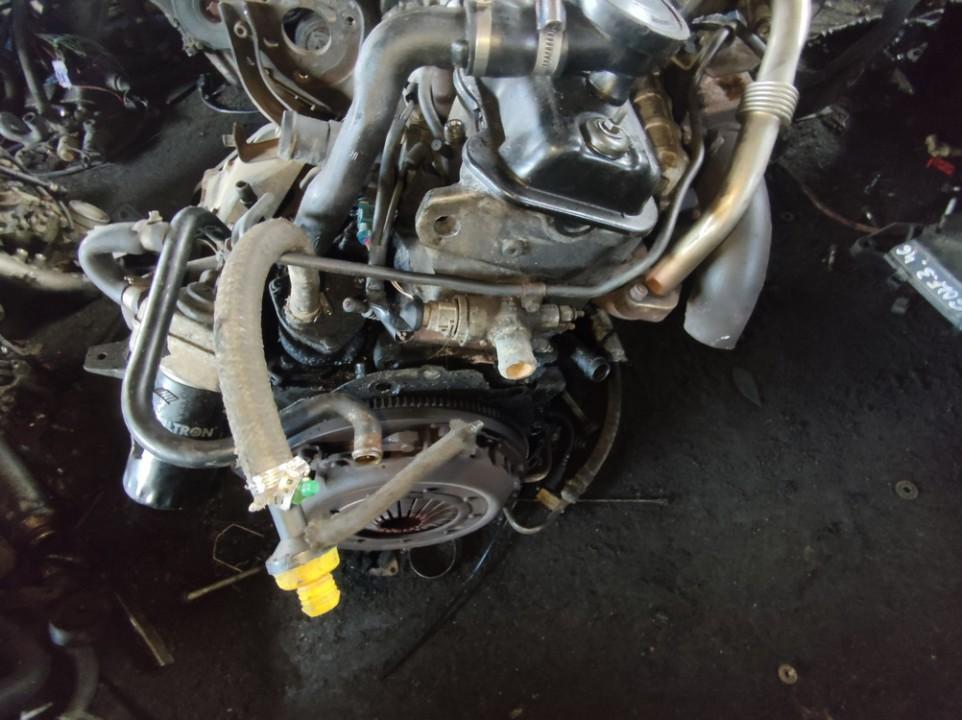Variklis Audi 80 1993    1.9 1z