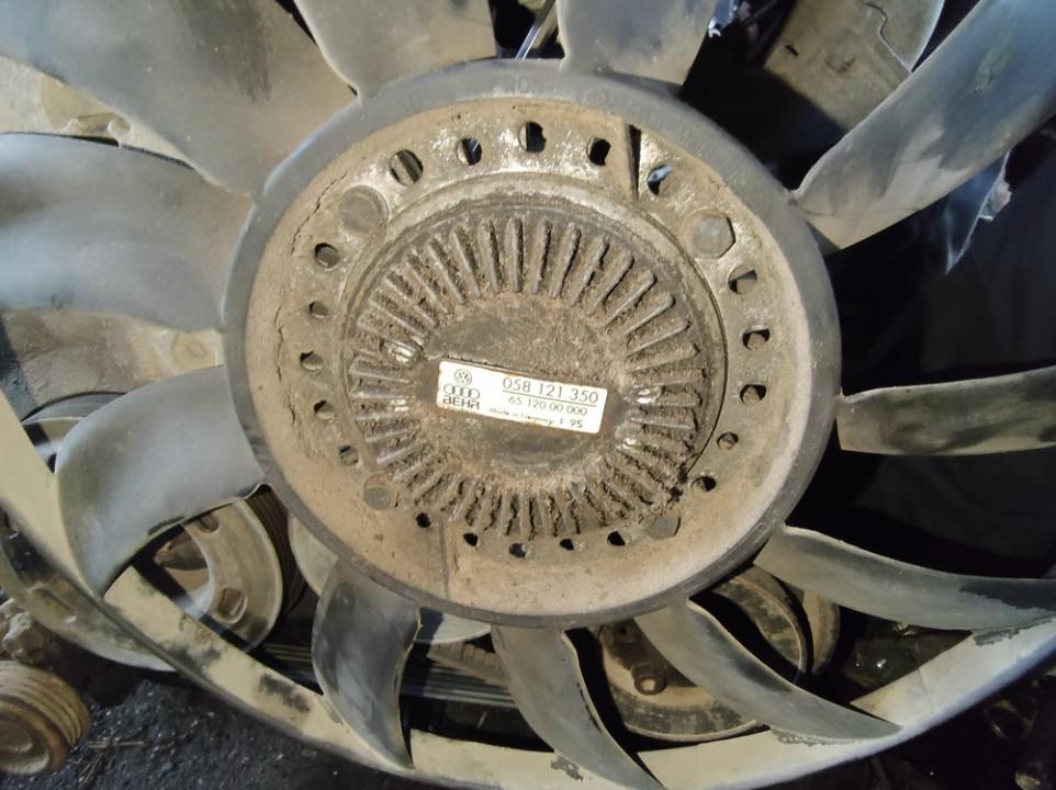 Radiator viscous fan clutch Volkswagen  Passat, B5 1996.08 - 2000.11