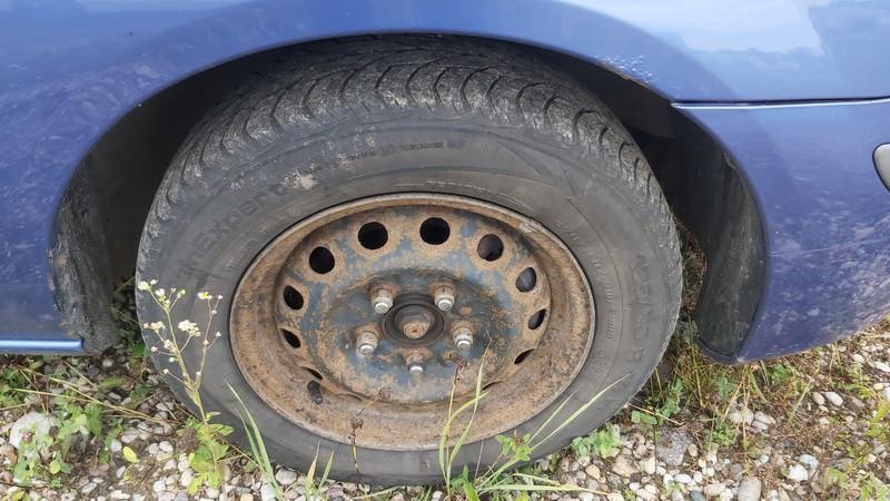 Skardiniu ratu komplektas R14 Mazda Premacy 2001    2.0 used