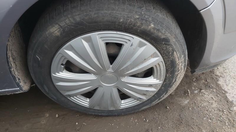 Skardiniu ratu komplektas R16 Opel Astra 2005    1.7 used